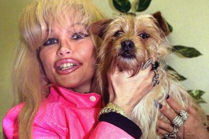 Lolo Ferrari, the Legend. RIP.