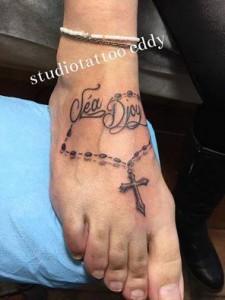 tatoo Lea djoy