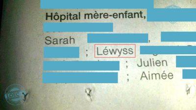 lewyss